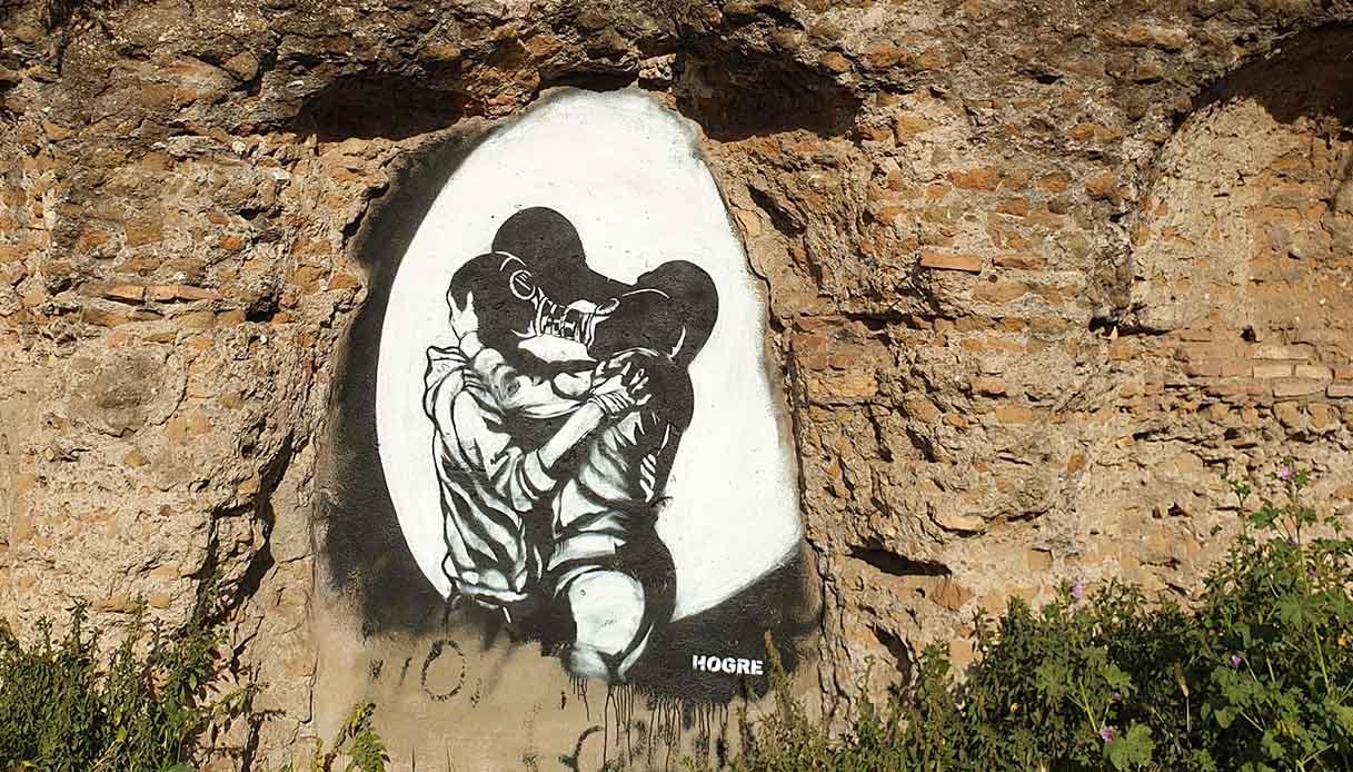 Bacio Hogre Roma