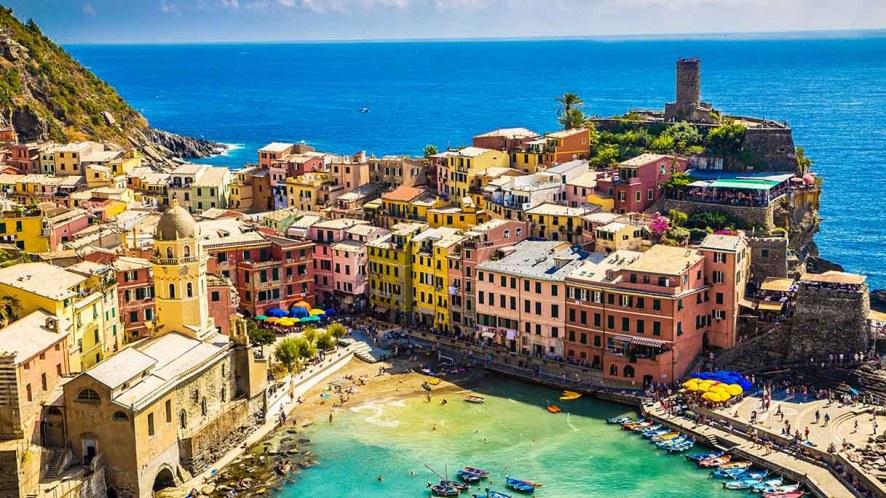 Tra mare e monti, i borghi più belli e affascinanti della Liguria
