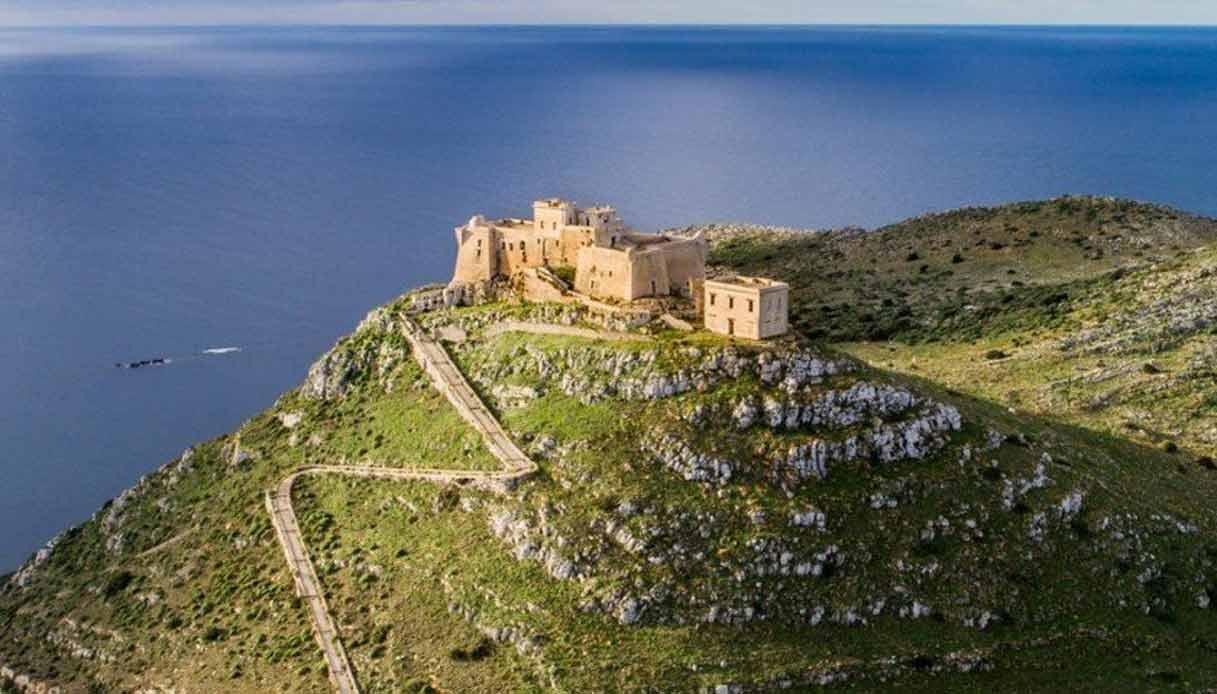Castello-di-santa-caterina-Favignana