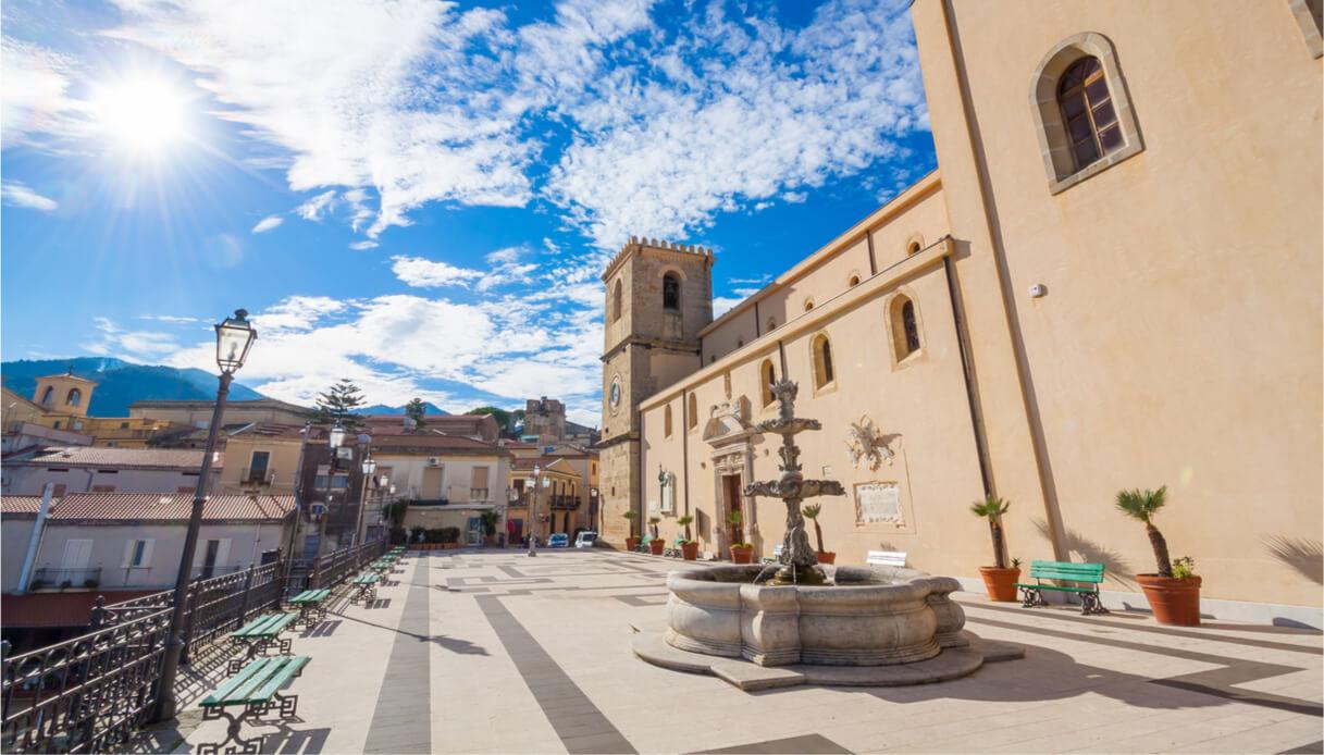 Il borgo di Castroreale