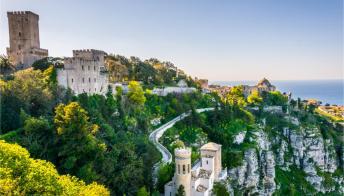 Cosa vedere nella meravigliosa Erice, in Sicilia