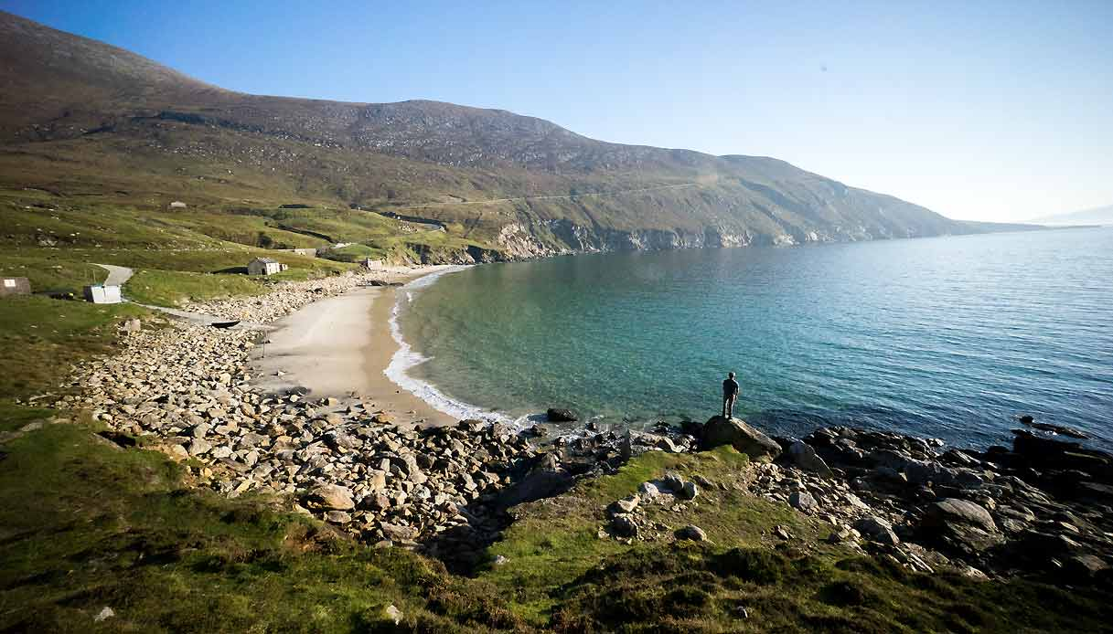Keem-Bay-Achill-Island-contea-Mayo