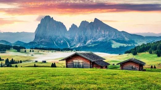 Covid detox: i masi di montagna dove l'unico contatto è con la natura
