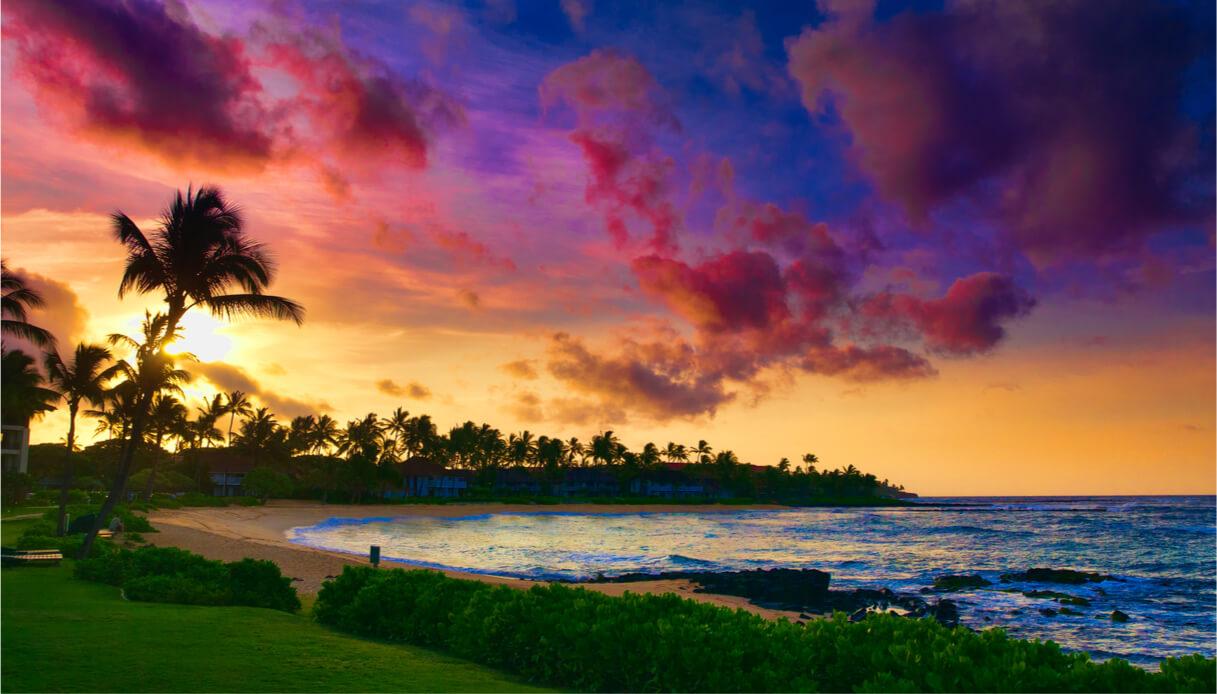 L'isola hawaiana di Maui