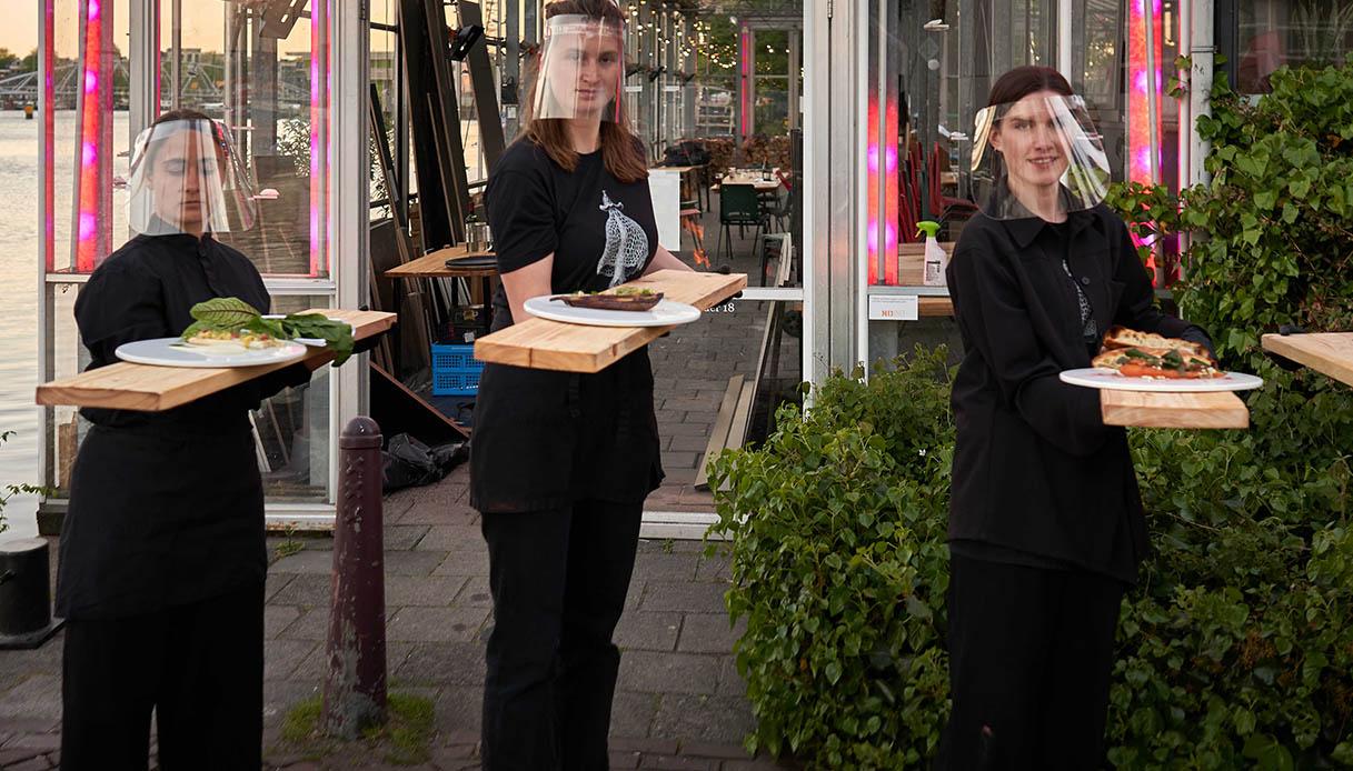 cena in serra amsterdam