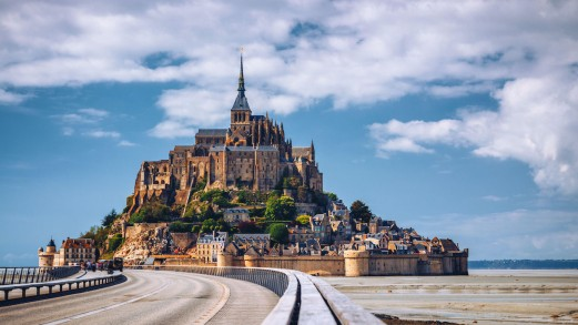 Riapre Mont Saint-Michel: la perla della Normandia accoglie i turisti