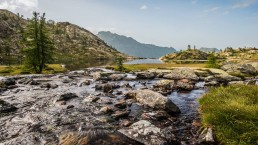 La natura della Valle d'Aosta, dove il territorio è davvero unico