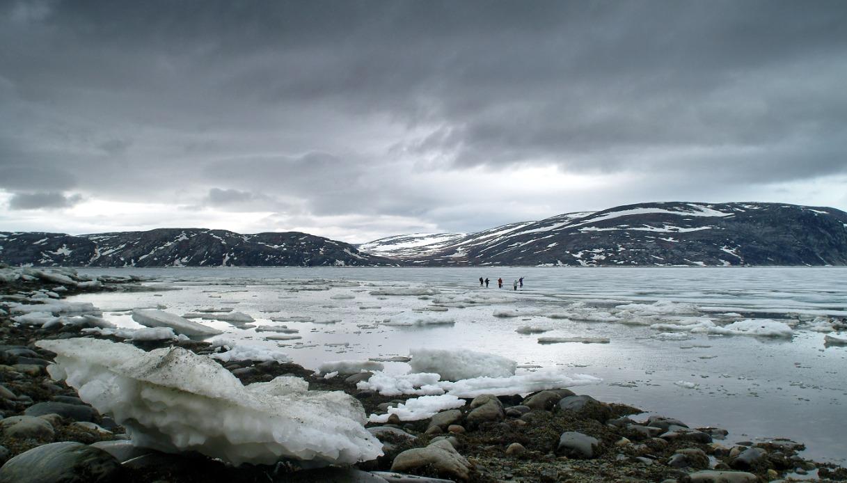 Panorama di Nunavik