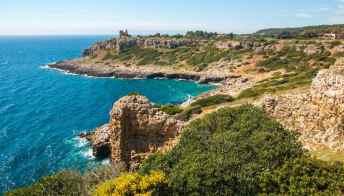 """In Puglia, le spettacolari location di """"Walking on Sunshine"""""""