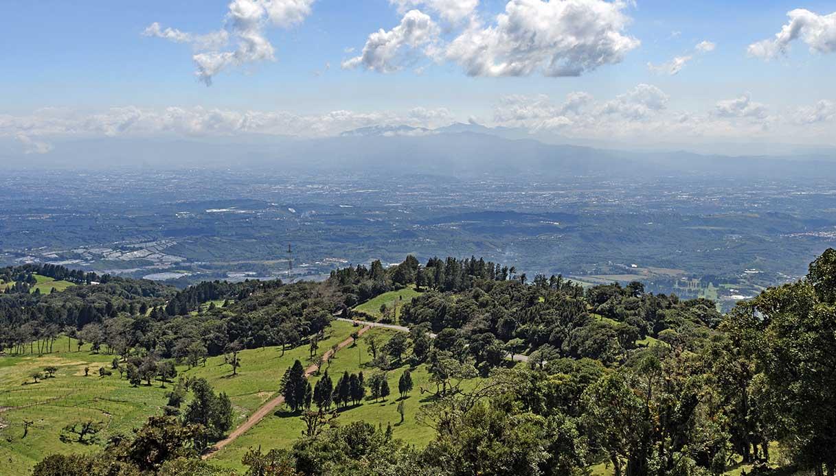 San José Natura e paesaggi