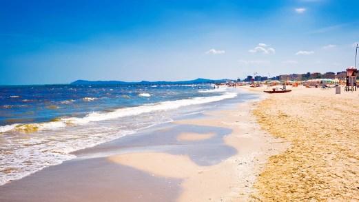 Le spiagge dell'Emilia Romagna sono pronte a ripartire, ecco come