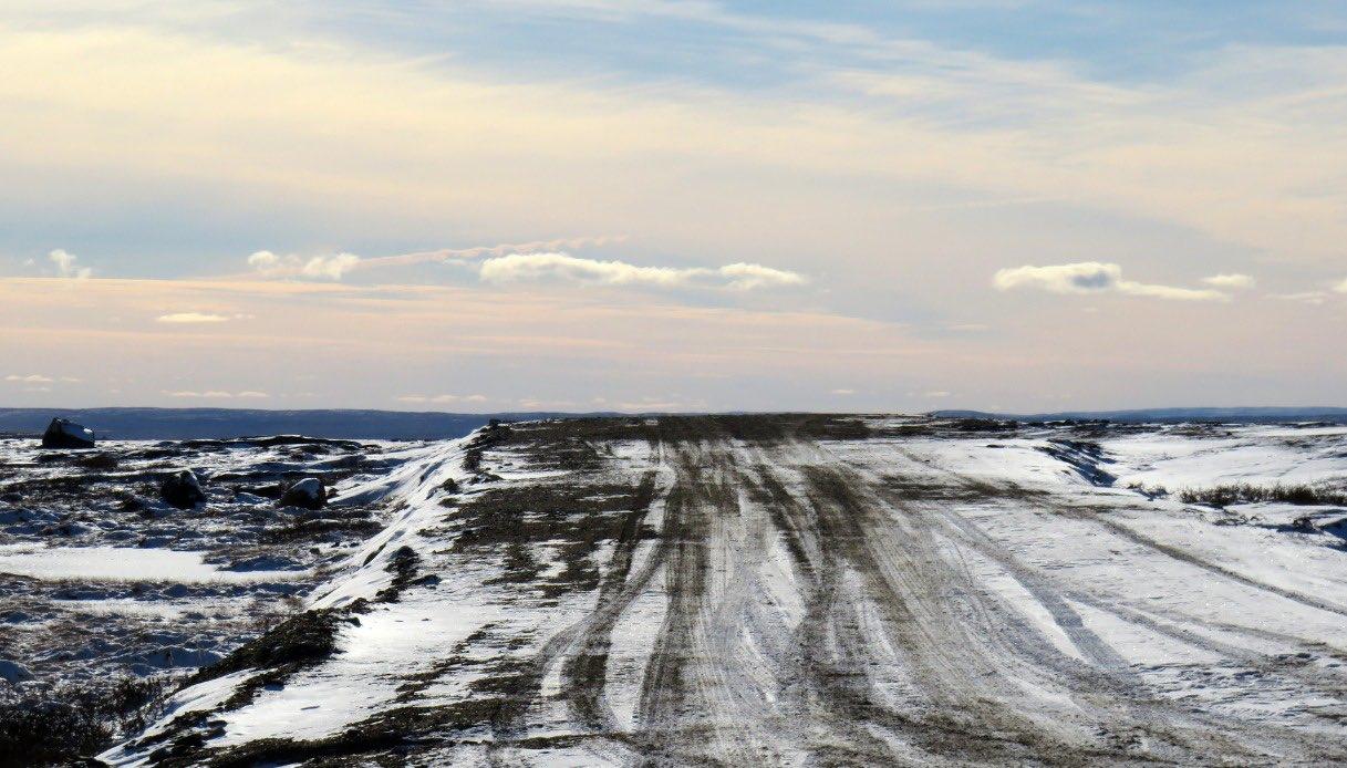 le strade di Nunavik