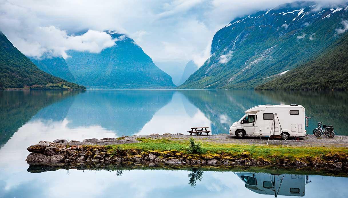 viaggi camper