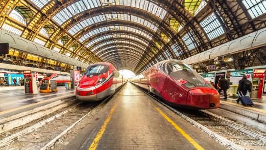Riprenderemo a viaggiare in treno: come lo faremo