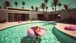 Idea per l'estate: affittare una villa con piscina