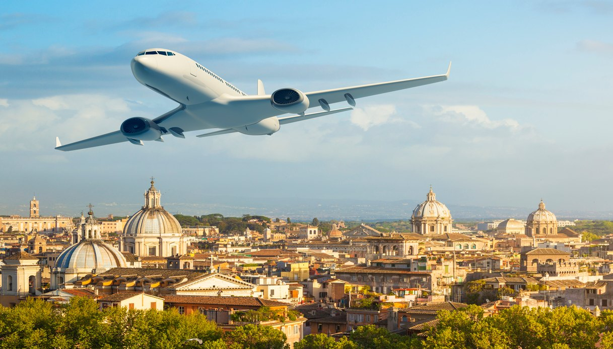 tornare a volare in italia