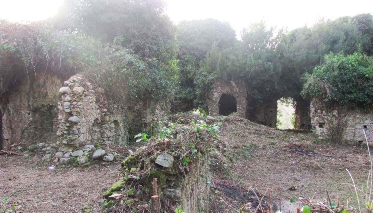 resti del convento