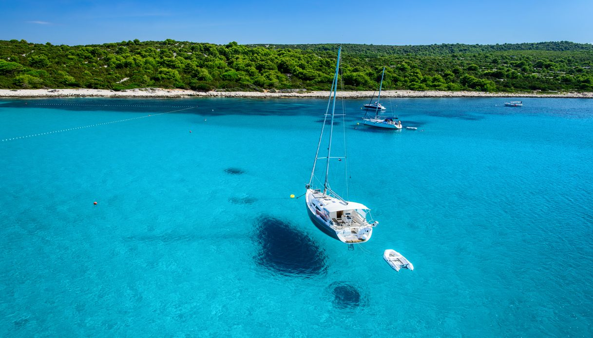 Dugi otok isola lunga