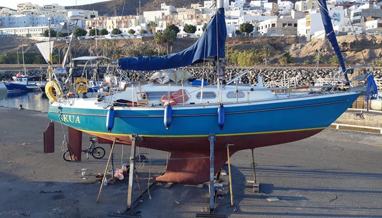 barca a vela di juan
