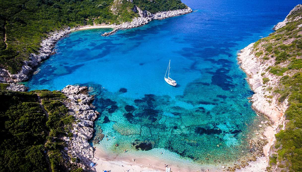 corfu isola offerte wizz air