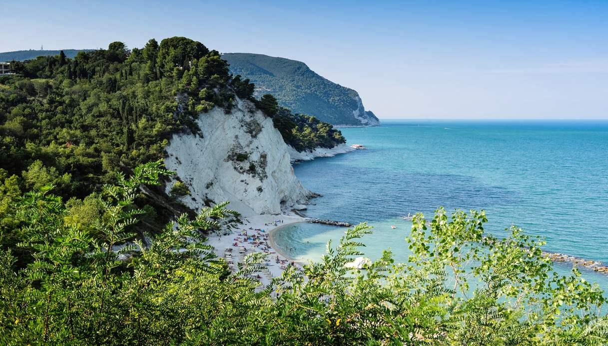 raggiungere costa adriatica