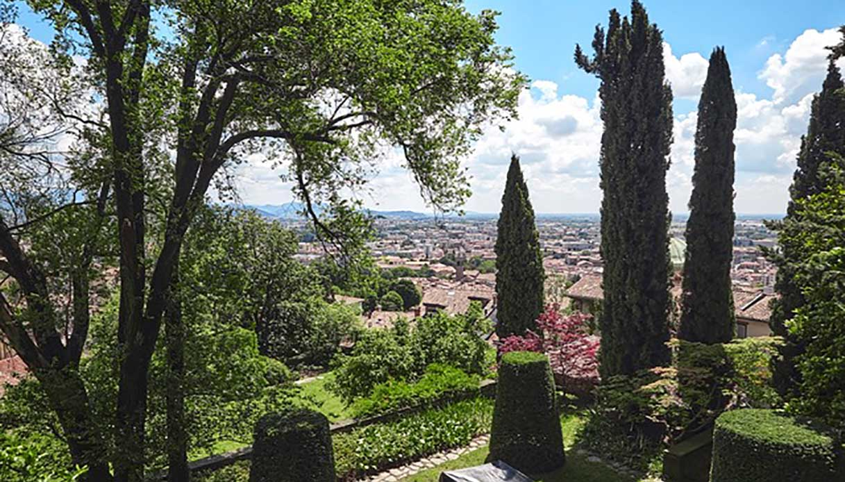 fai giornate natura Giardini di Palazzo Moroni