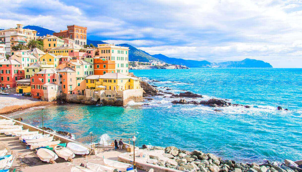 Le spiagge di Genova