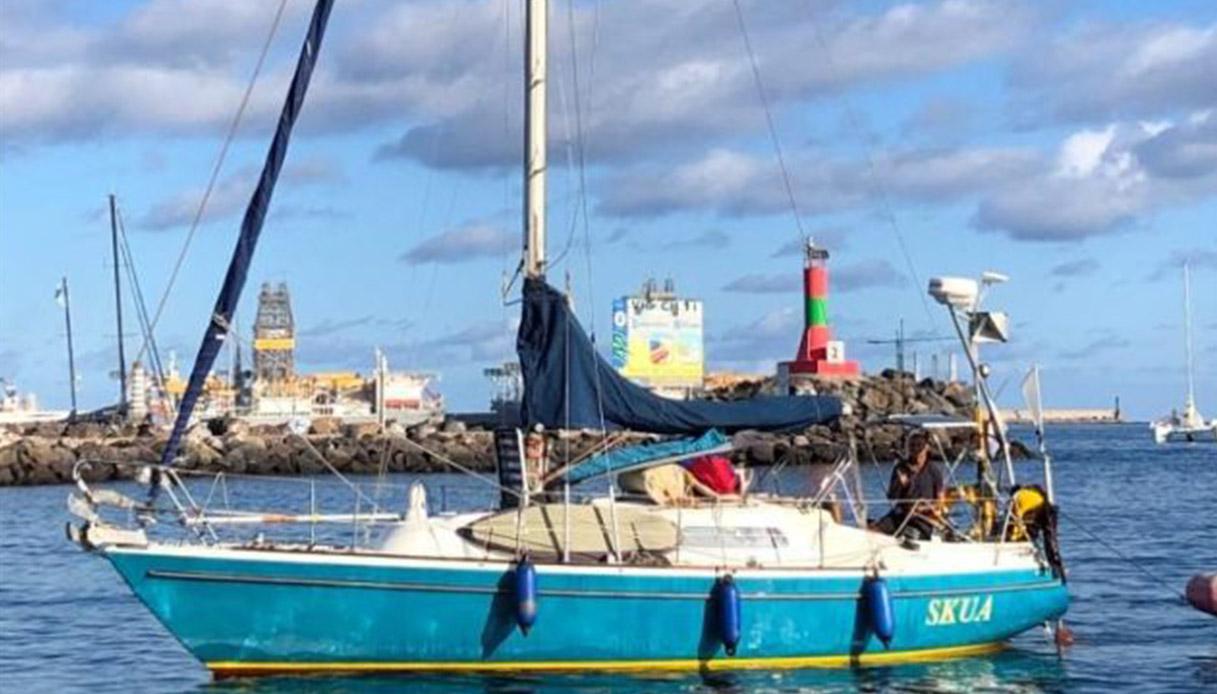 avventura in barca a vela