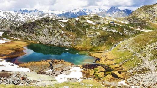 La Thuile, sui sentieri di montagna lungo gli antichi camminamenti