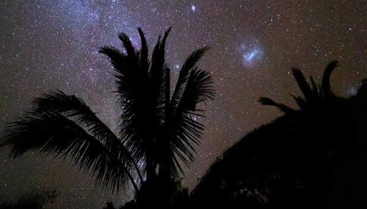 Niue cielo