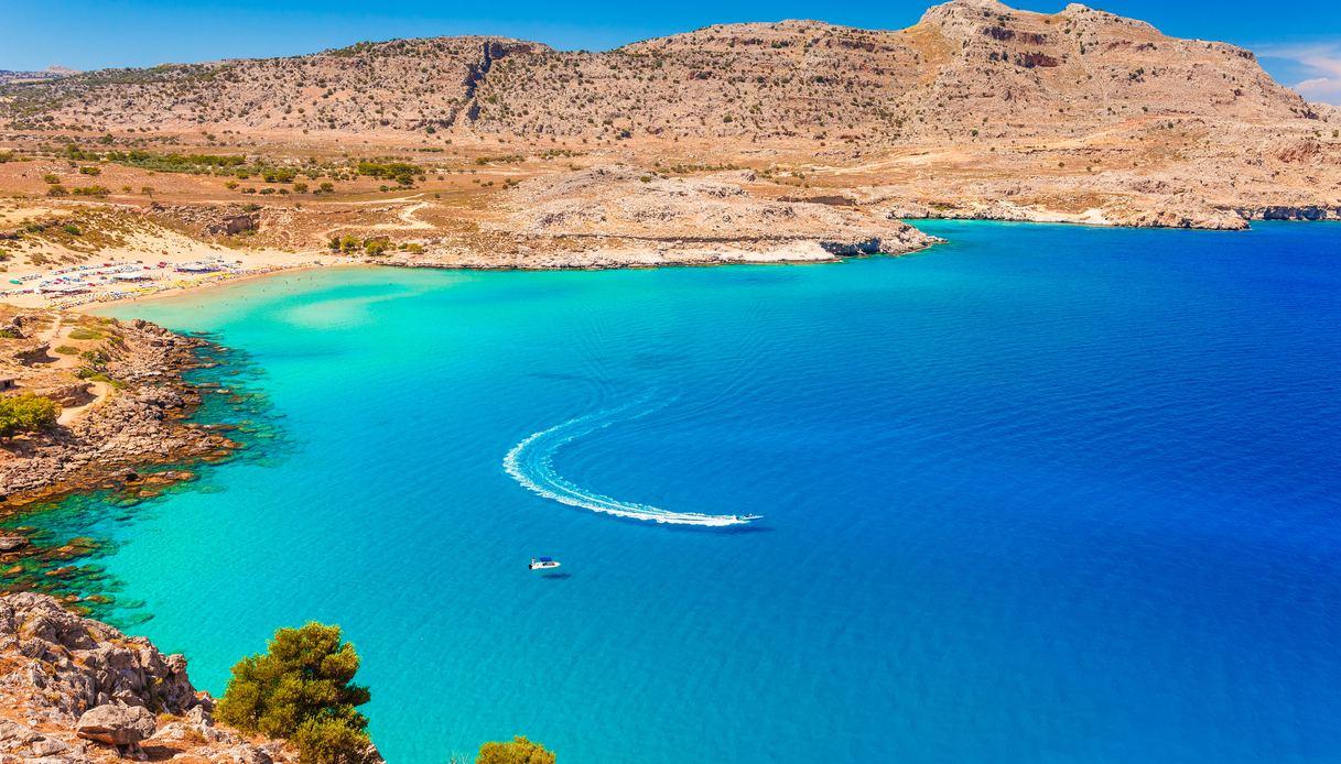 isole grecia ad agosto