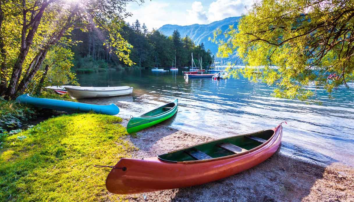 slovenia-lago-Bohinj
