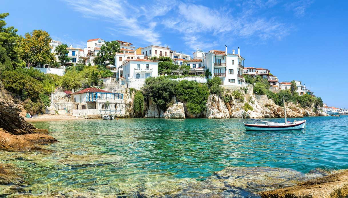 Aegean offerte grecia skiathos