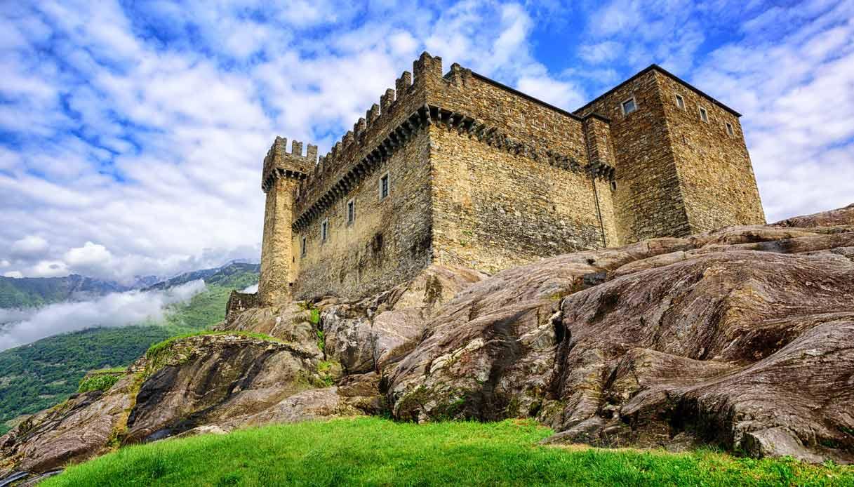 Castello-Sasso-Corbaro-bellinzona