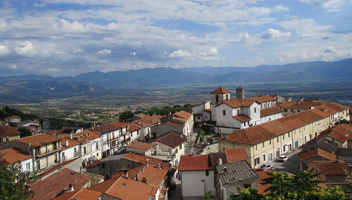 Panorama Aielli