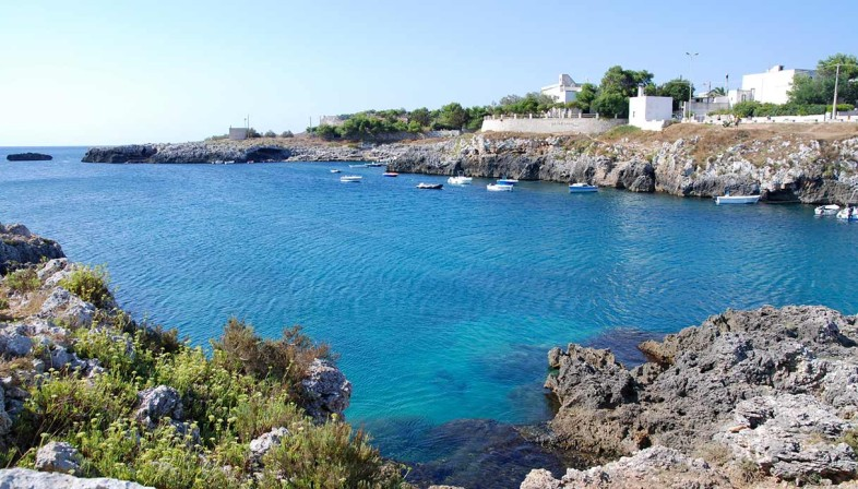 Porto Badisco, la perla di Otranto