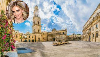 Chiara Ferragni in Puglia: le tappe del viaggio