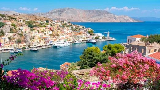 Grecia: dall'1 agosto è possibile raggiungerla via crociera