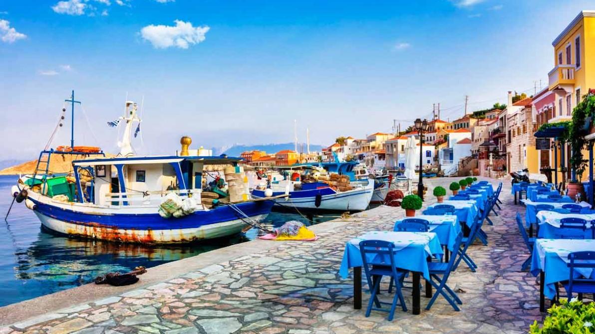 Estate in Grecia