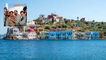 """Kastellorizo, l'isola di """"Mediterraneo"""" da sempre nel cuore degli italiani"""