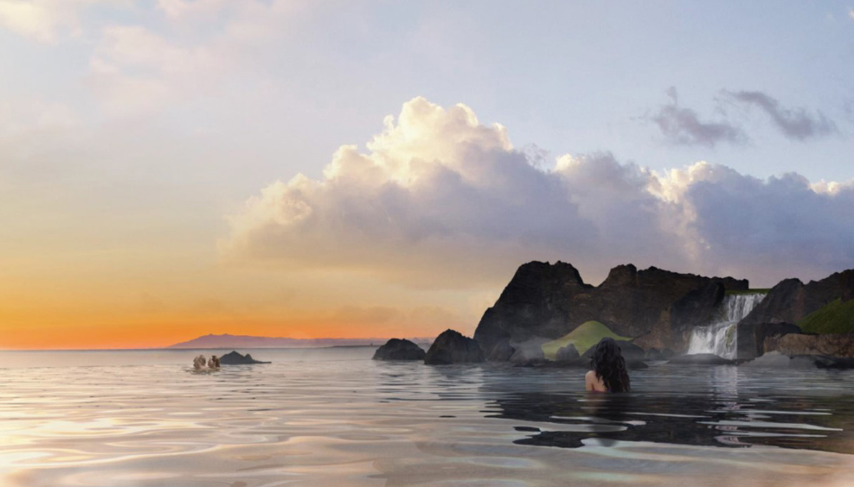 Islanda: nascono le terme vista oceano più belle del mondo