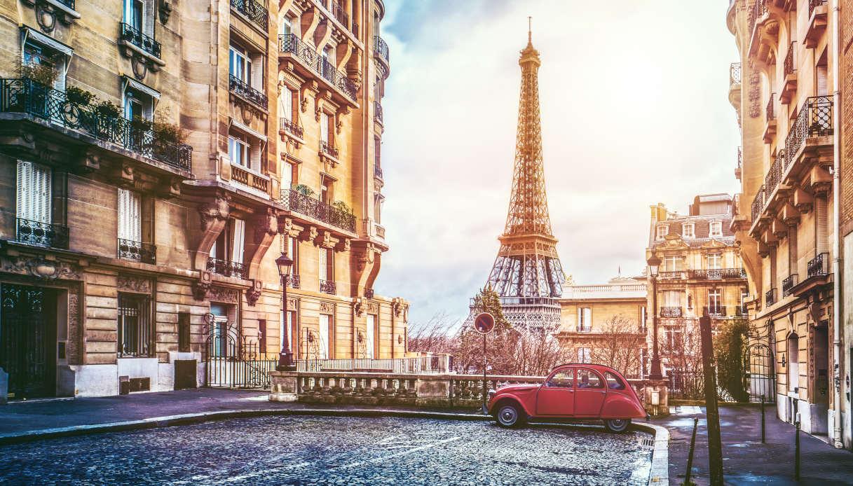 Parigi romantica: luoghi da vedere