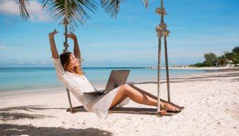 Smart working e vacanze, le località ideali per l'estate