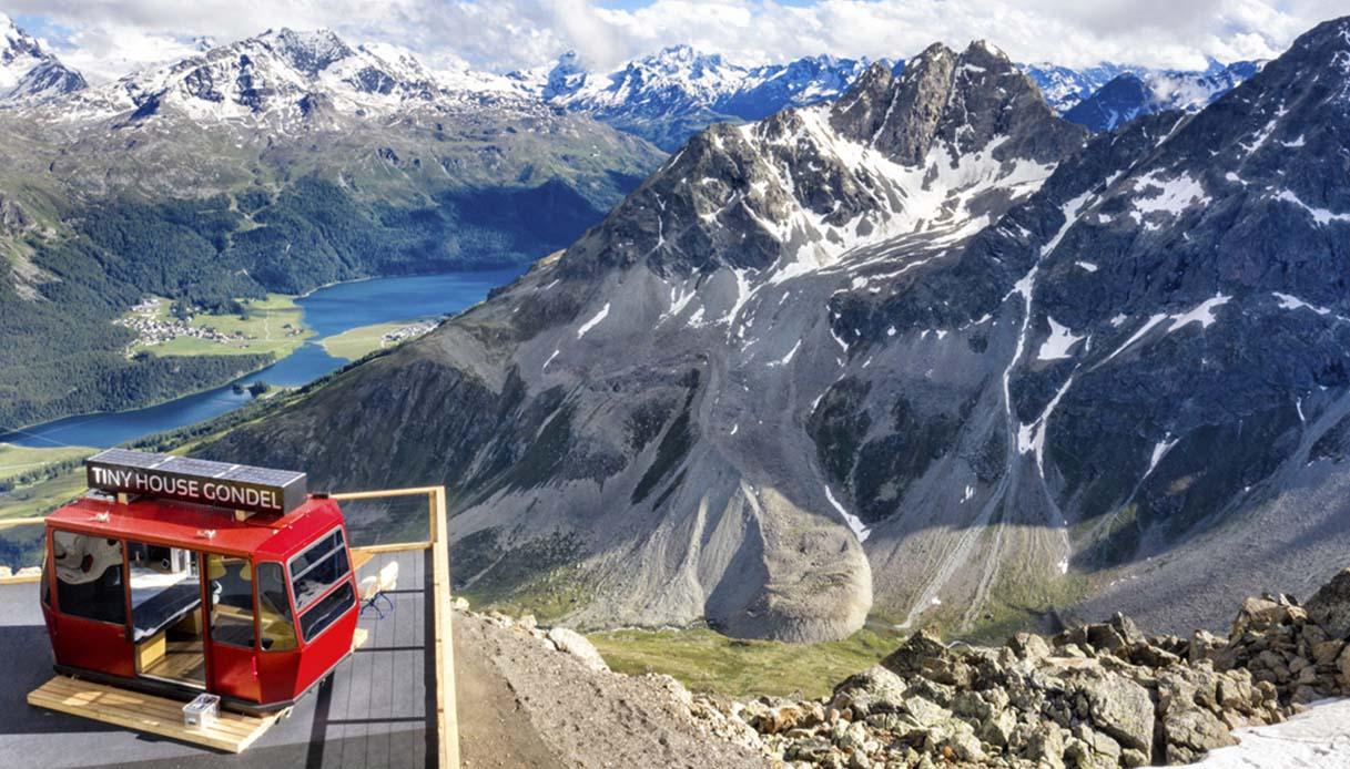Camere con vista firmamento: in Svizzera i pop up hotel fanno impazzire