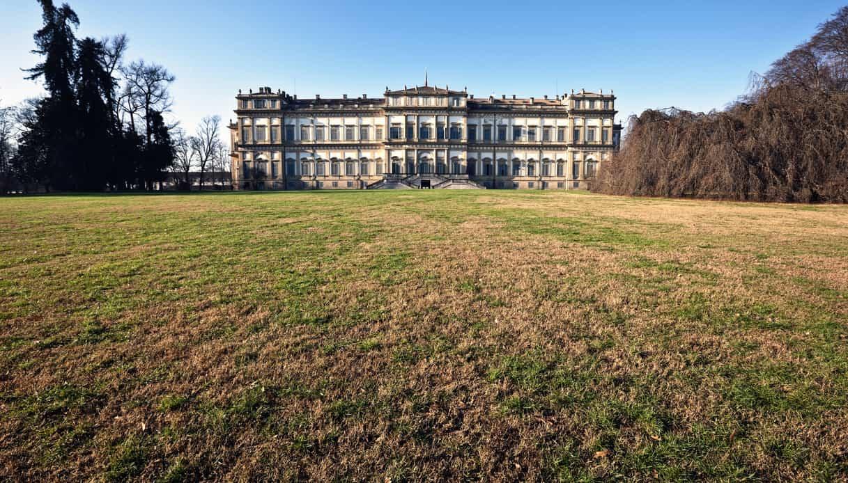 villa e parco di monza