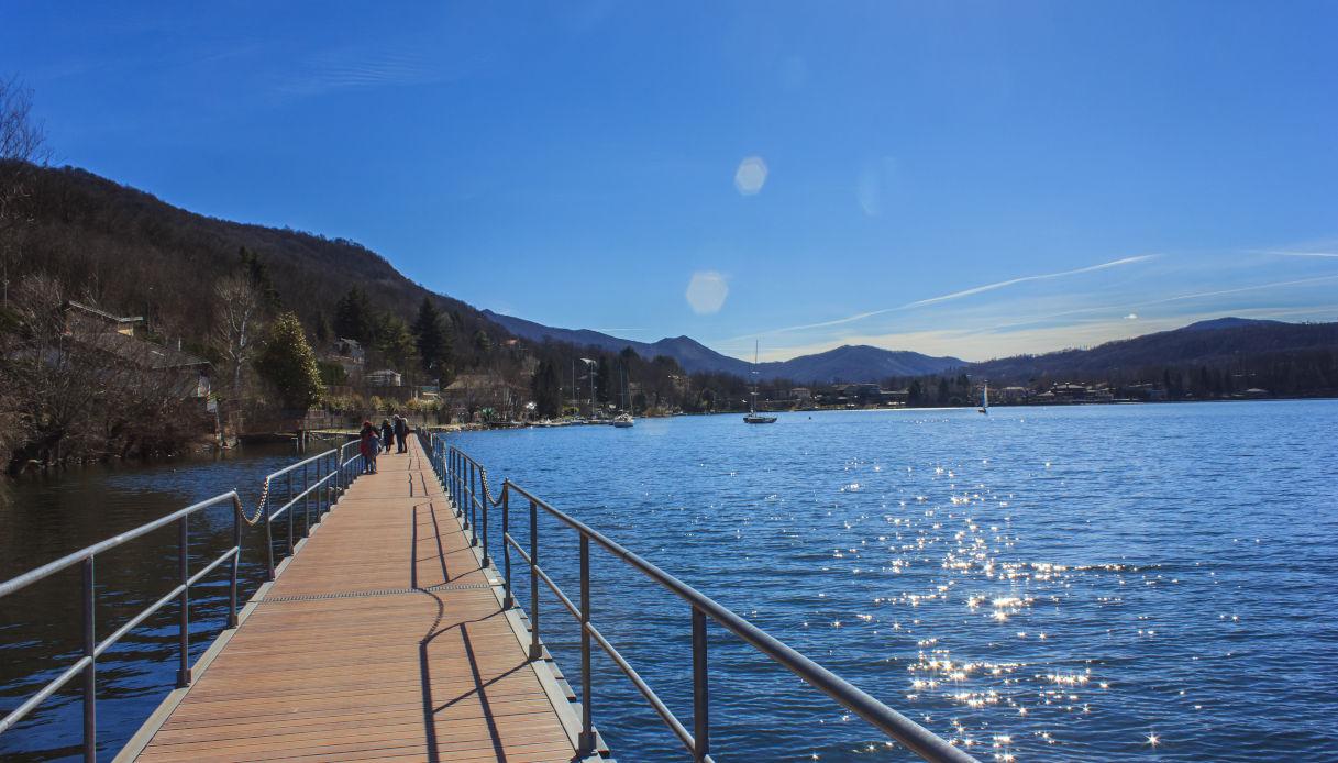 I laghi del Piemonte...