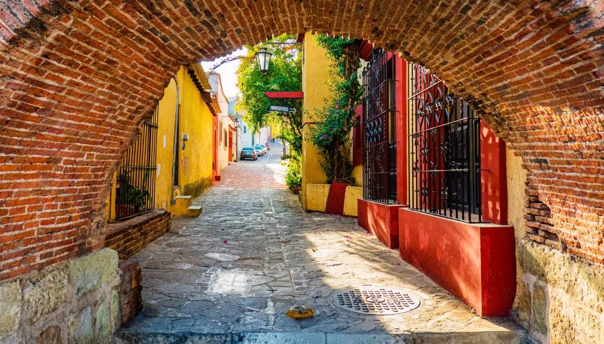 Oaxaca città vecchia