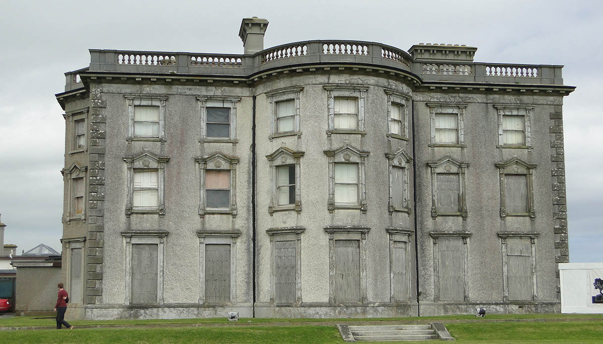 Casa infestata Irlanda
