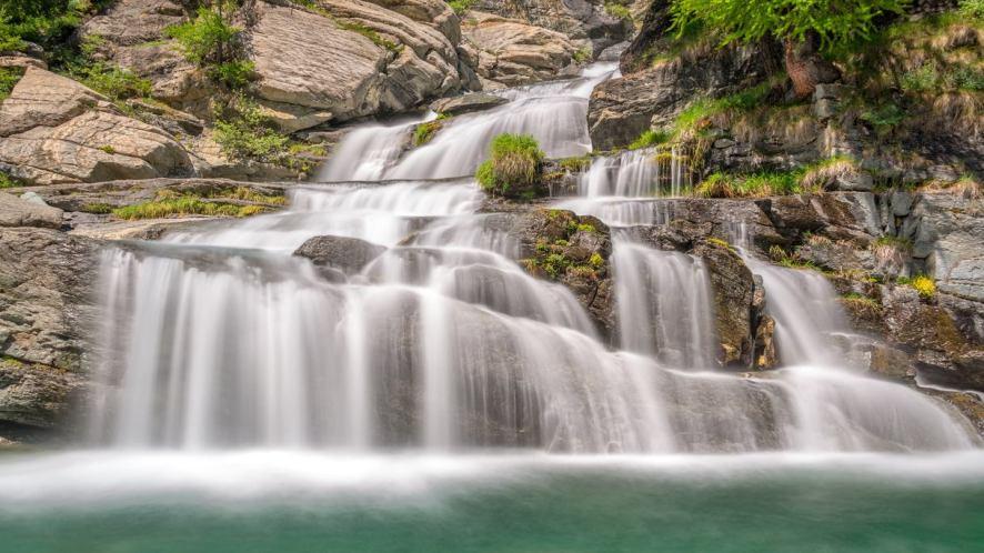 Le Cascate di Lillaz, meravigliosa natura valdostana