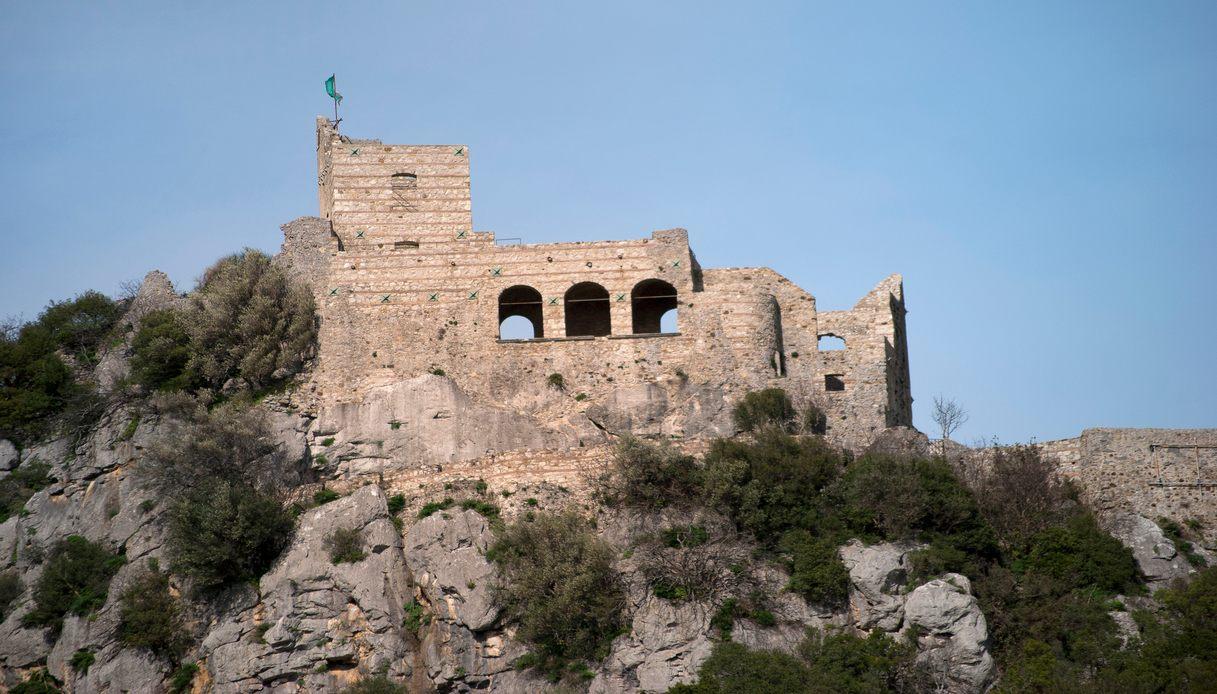 il castello medievale di quaglietta